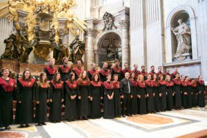 coro uex roma 2