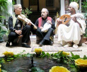 Eduardo Paniagua y Música Antigua Ensemble